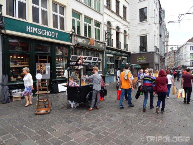 Domaće delicije na ulicama Genta