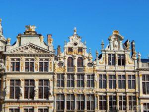 Impresivna arhitektura Belgije