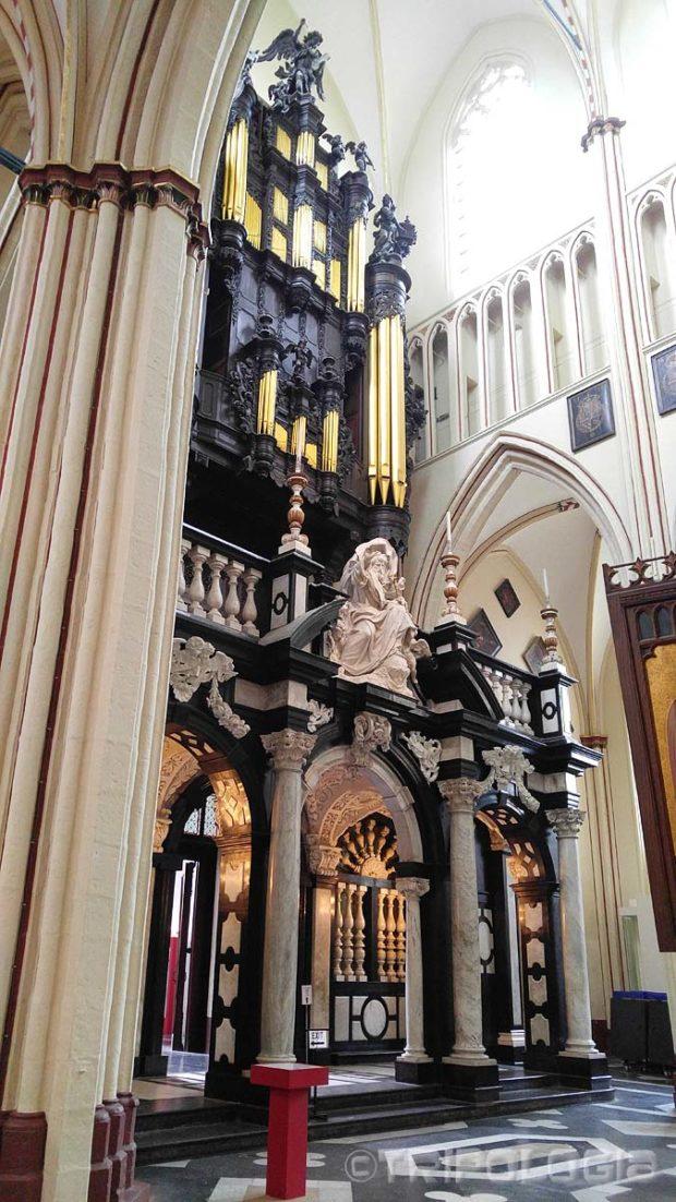 Orgulje katedrale