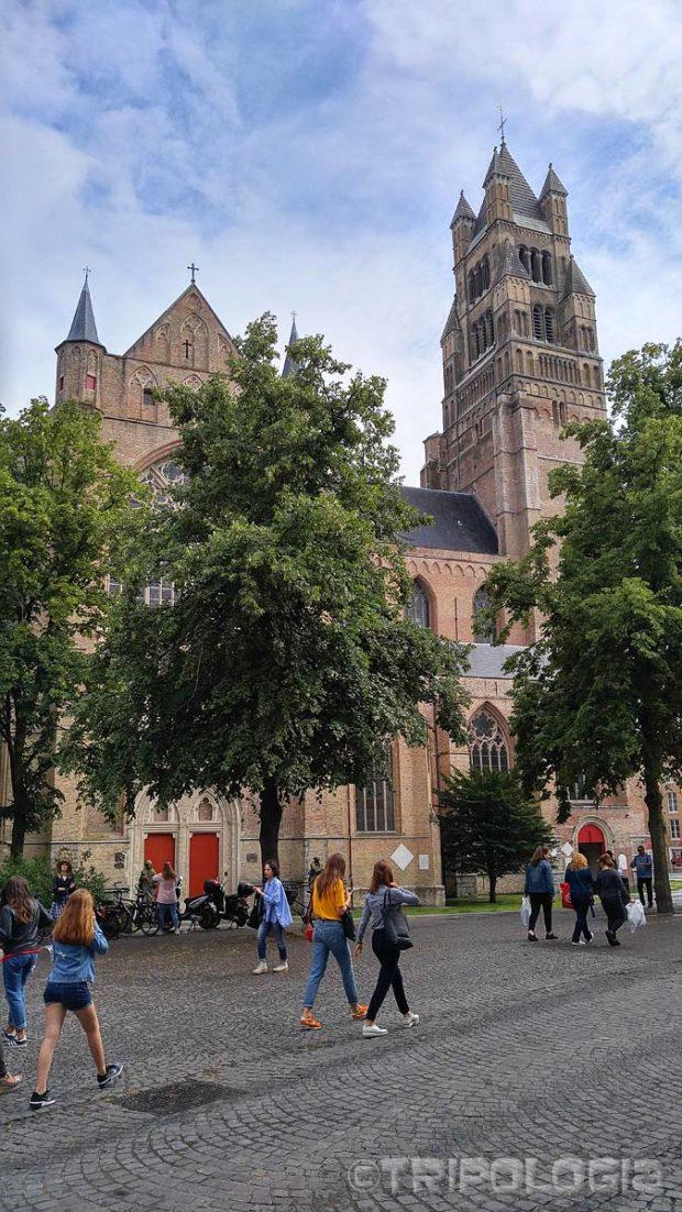 Gradska katedrala Sint-Salvatorskathedraal