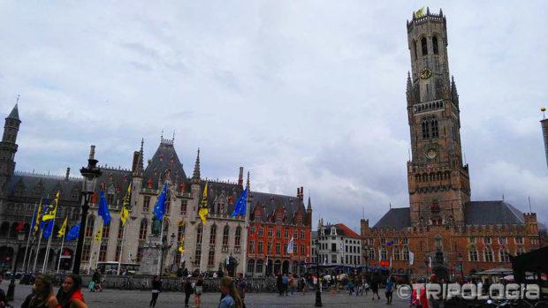 Grote Markt - glavni trg Bruggea