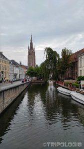 Venecija sjevera - jedan od brojnih kanala Bruggea