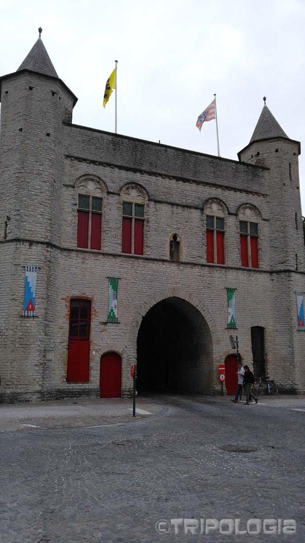 Kruispoort - nekadašnji glavni ulaz u grad
