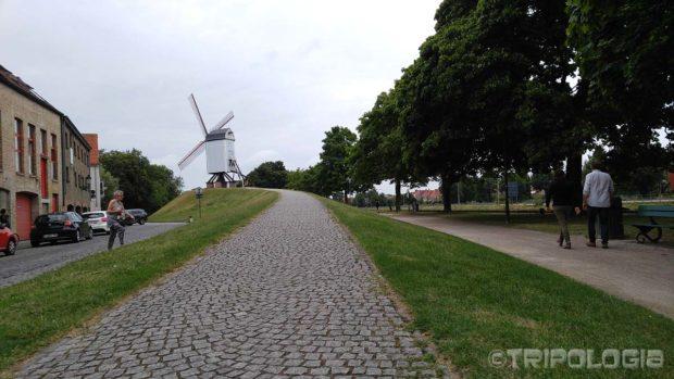 Vjetrenjača Bonne-Chièremolen iz 1844. godine