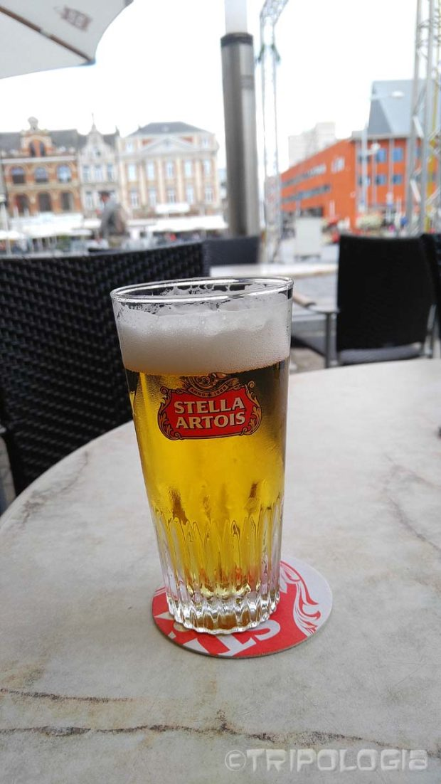 Stella Artois na mjestu nastanka