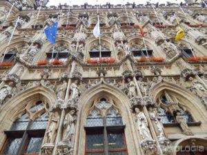 236 kipova na zgradi gradske vijećnice