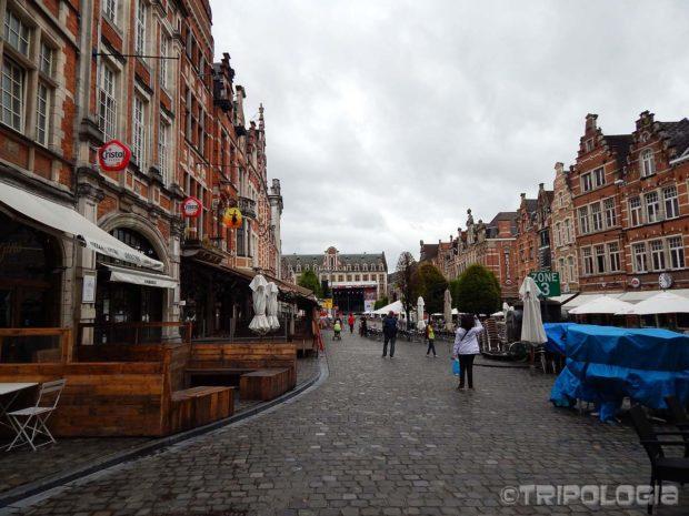 Oude Markt...