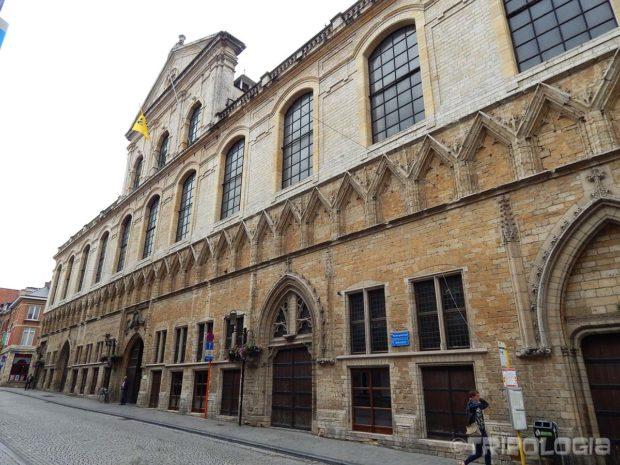 Jedna od najstarijih univerzitetskih građevina