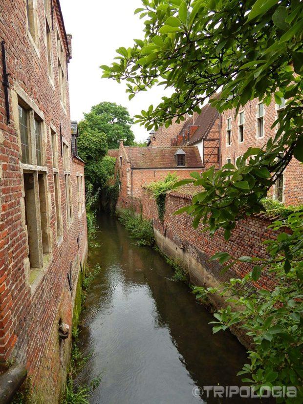 ...grad koji ima svoj kanal...