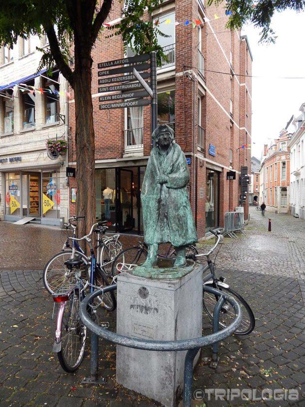 ...a ima i svoj spomenik u gradu