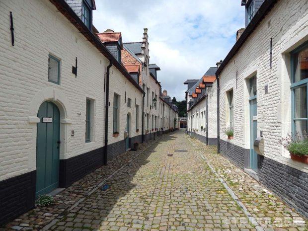 Klein Begijnhof - jedna od dvije preostale ulice