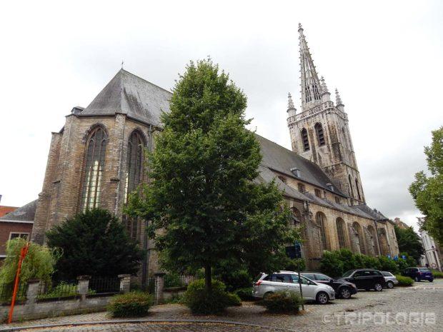 Sint-Geertruikerk crkva...