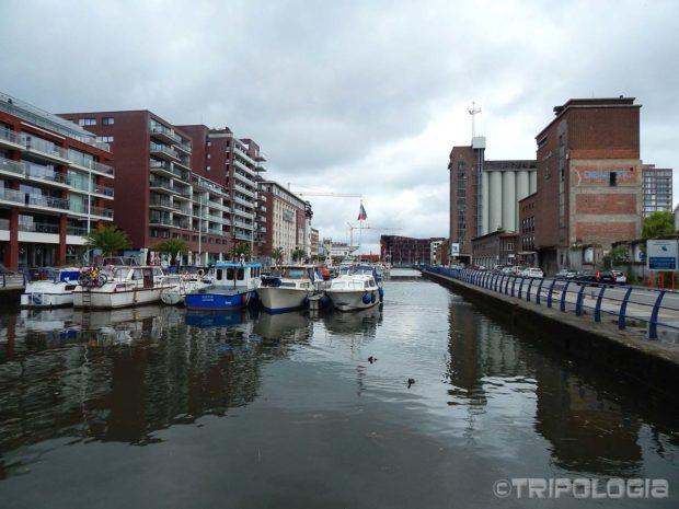 Dio grada u kojem je nastala Stella Artois se mijenja, nastaju nove zgrade...