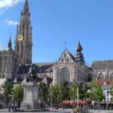Belgijska turneja 2017. – 4.dio, Antwerpen – grad dijamanata i najljepše željezničke stanice na svijetu