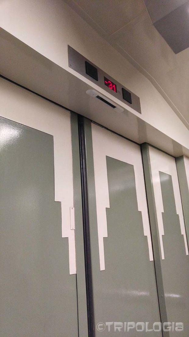 Lift broji dubinu u metrima