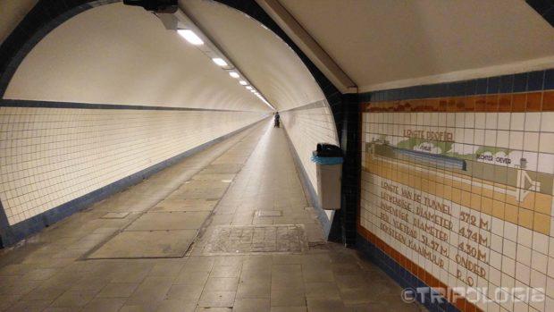 572 metra dug tunel ispod rijeke Scheldt