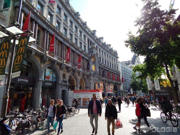 Shoping ulica Meir
