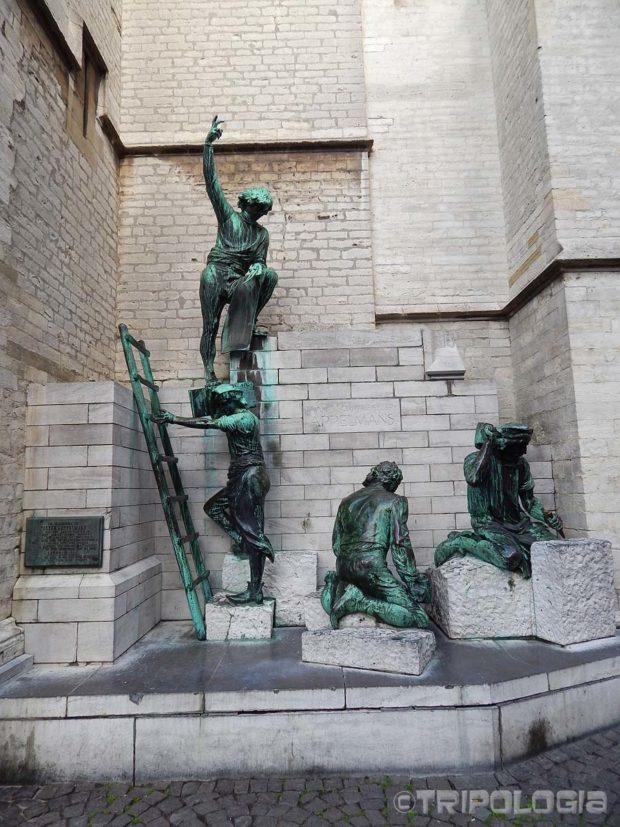 Memorial graditeljima katedrale