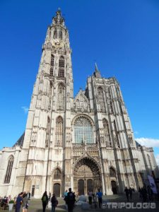 Antwerpenska katedrala