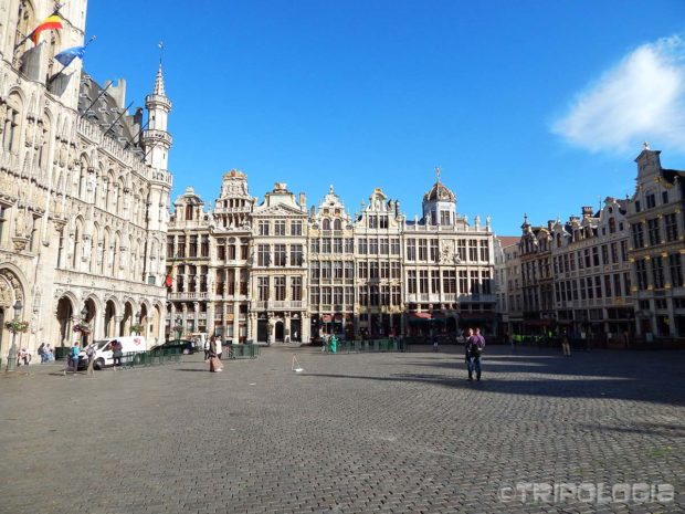Grote Markt - glavni trg Bruxellesa